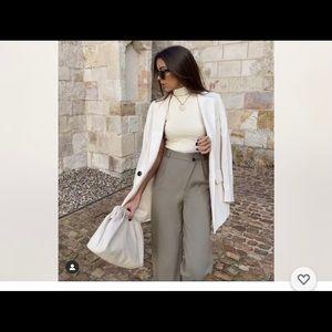 Zara full length pant